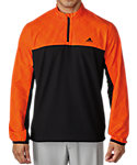 adidas Performance Stretch 1/2-Zip Wind Jacket