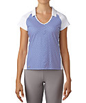 adidas Women's climachill Fashion Polo