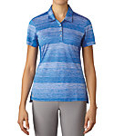 adidas Women's 3-Stripes Novelty Polo