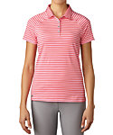 adidas Women's Double Stripe Polo