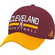 adidas Youth Cleveland Cavaliers Practice Performance Adjustable Hat
