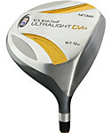 U.S. Kids Golf Ultralight DV2 Driver (63'' Player Height)