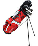 U.S. Kids Golf Tour Series Complete Set (57'' Player Height) - Red/White/Navy