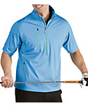 Antigua Tour Short Sleeve Pullover