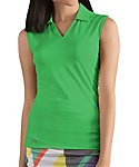 Antigua Women's Avail Sleeveless Polo