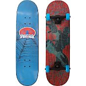Ultimate-Spider Man 28'' Complete Skateboard