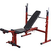 Best Fitness Olympic Folding Bench