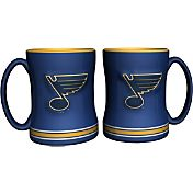 Boelter St. Louis Blues Relief 14oz Coffee Mug 2-Pack