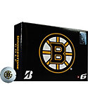 Bridgestone e6 NHL Boston Bruins Golf Balls - 12 Pack