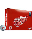 Bridgestone e6 NHL Detroit Red Wings Golf Balls - 12 Pack