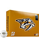 Bridgestone e6 NHL Nashville Predators Golf Balls - 12 Pack