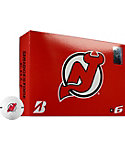 Bridgestone e6 NHL New Jersey Devils Golf Balls - 12 Pack