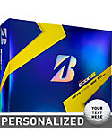 Bridgestone TOUR B330S Personalized Golf Balls - 12 Pack
