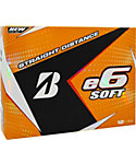 Bridgestone e6 SOFT Golf Balls - 12 Pack