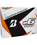 Bridgestone e6 SPEED Golf Balls - 12 Pack