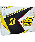Bridgestone e6 SPEED Yellow Golf Balls - 12 Pack
