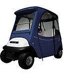 Classic Accessories Fairway FadeSafe Precedent Short Roof Navy Golf Cart Enclosure