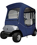 Classic Accessories Fairway FadeSafe Yamaha Navy Golf Cart Enclosure