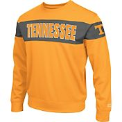 Colosseum Athletics Men's Tennessee Volunteers Tennessee Orange Defender Crew