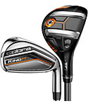 Cobra KING F7 Hybrid/Irons - Graphite/Steel
