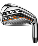 Cobra KING F7 Irons - Steel