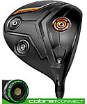 Cobra KING F7+ Driver - Black