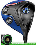 Cobra KING F7+ Driver - Blue