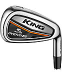 Cobra KING Oversize Irons - Graphite
