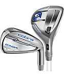 Cobra Women's KING F6 Hybrids/Irons - Graphite
