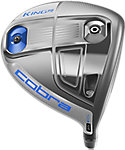 Cobra Women's KING F6 Driver - Silver