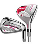 Cobra Women's MAX Hybrids/Irons - Graphite