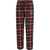 Concepts Sport Men's Chicago Bears Ultimate Flannel Navy Pants