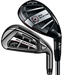 Callaway Big Bertha OS Hybrids/Irons - Graphite/Steel