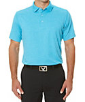 Callaway Performance Heathered Polo - Big & Tall