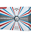 Callaway Supersoft Golf Balls - 12 Pack
