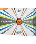 Callaway Supersoft Multi Golf Balls - 12 Pack