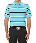 Callaway Rugby Striped Polo
