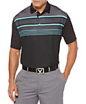 Callaway Performance Engineered Roadmap Stripe Polo