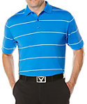 Callaway Performance Auto Stripe Polo