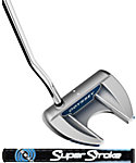 Odyssey White Hot RX V-Line Fang SuperStroke Flatso Putter