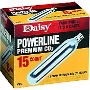 Daisy PowerLine CO2 – 15 Pack