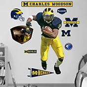 Fathead Charles Woodson Michigan Wall Graphic