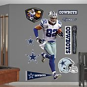 Fathead Jason Witten #82 Dallas Cowboys Real Big Wall Graphic