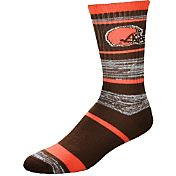Cleveland Browns RMC Stripe Socks