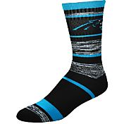 Carolina Panthers RMC Stripe Socks