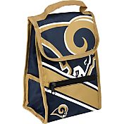 Forever Collectibles Los Angeles Rams Convertible Lunch Cooler