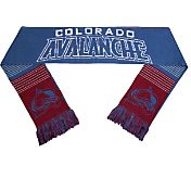 Forever Collectibles Colorado Avalanche Reversible Scarf