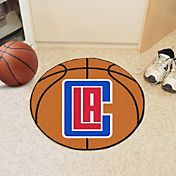 FANMATS Los Angeles Clippers Basketball Mat