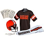 Franklin Cleveland Browns Kids' Deluxe Uniform Set