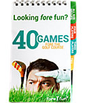 40 Games Fore The Golf Course